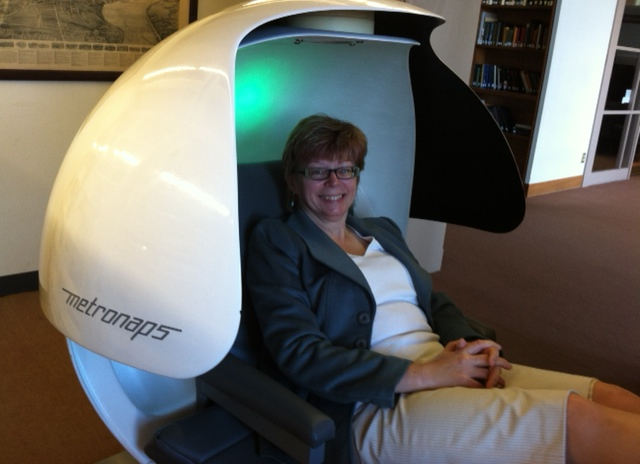Energy Pod blog archive » the pods are here …