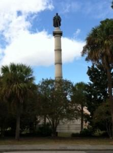 John C. Calhoun, Charleston